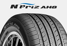 Nexen N'Priz AH8 Passenger Car Tyre