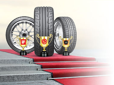 Nexen Tyres Award Winning Quality