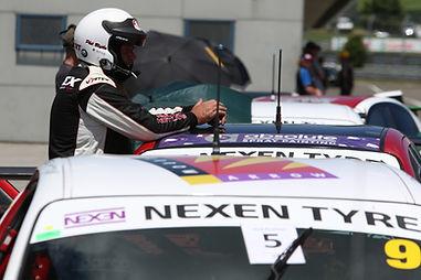 NEXEN Tyre Mazda Pro7 Racing pic1