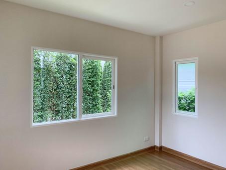 เลือกหน้าต่างอย่างไร ให้เหมาะสมกับการใช้งาน