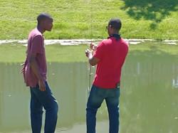 Boys to Men - Fishing and BBQ 1