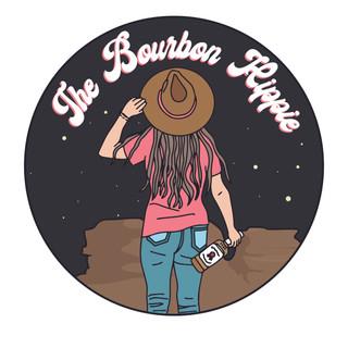 The Bourbon Hippie Logo