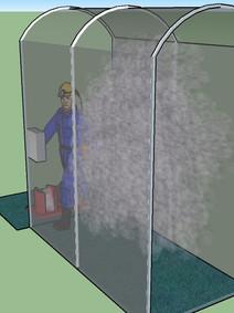 Yaya Dezenfeksiyon Sistemleri