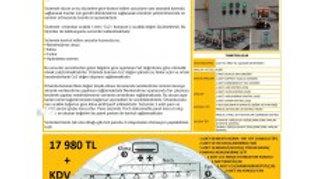 Mantarhane Odası Makine Ekipman Tek Odalı 2