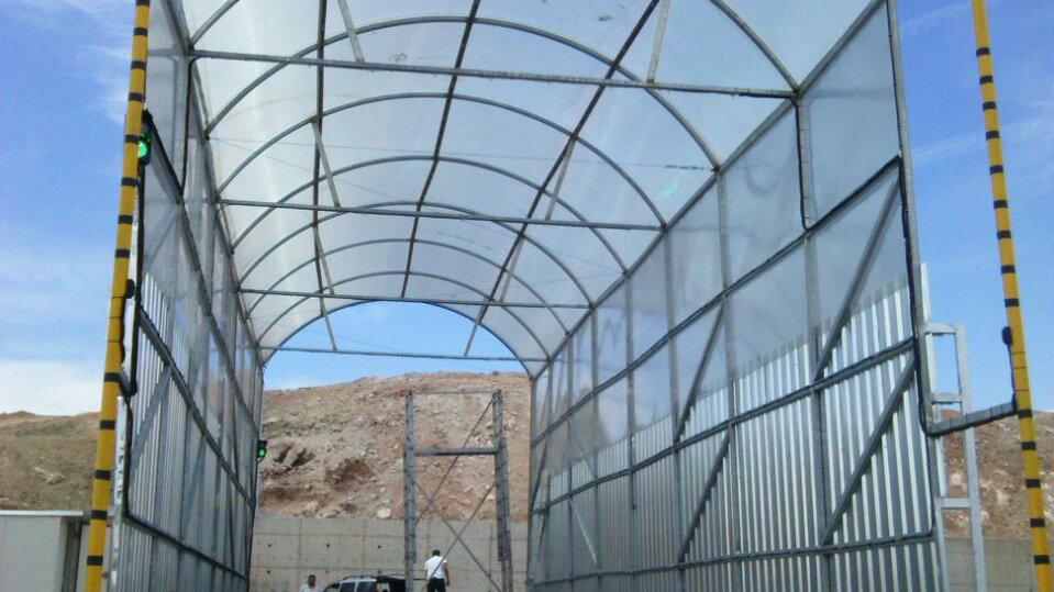 Araç Dezenfeksiyon Tüneli - 16 metre