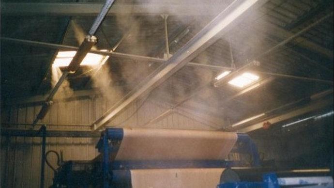 Tekstil Nemlendirme Sistemleri