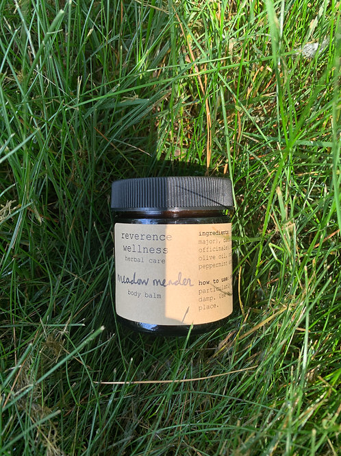 meadow mender: body balm