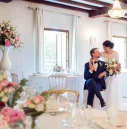 Salle Grand Siècle, Shooting photo mariage