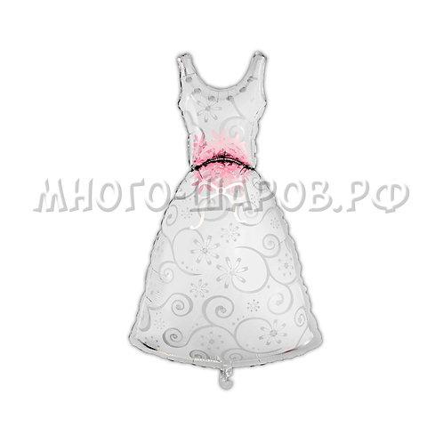"""Фигура """"Платье Невесты"""" (104см)"""