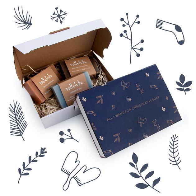Valloloko Christmas Gift Set