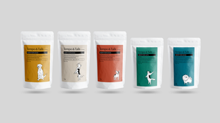 Tempo & Tails Packaging