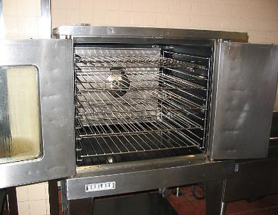 Oven Interior - After