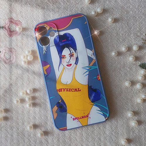 Physical ☀︎Spellman Iphone Case☀︎