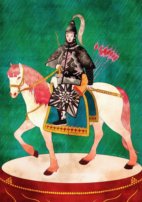 Military strategies of Cao Gui