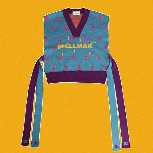 Mojo Jojo Sweater Knitted Vest