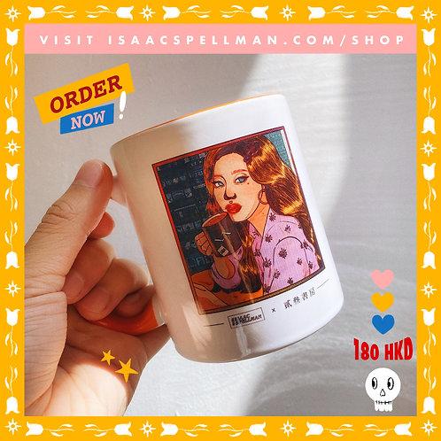 Cinnamon Girl Mug