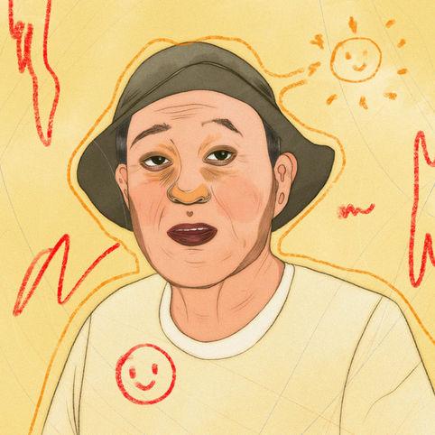 Art Asia Pacific Portrait #4