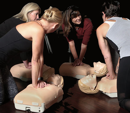 CPR Certification Group Class