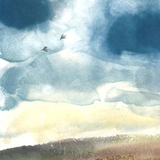 Yorkshire - Stormy Skies