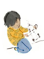 Development work for Bloomsbury Children's Books