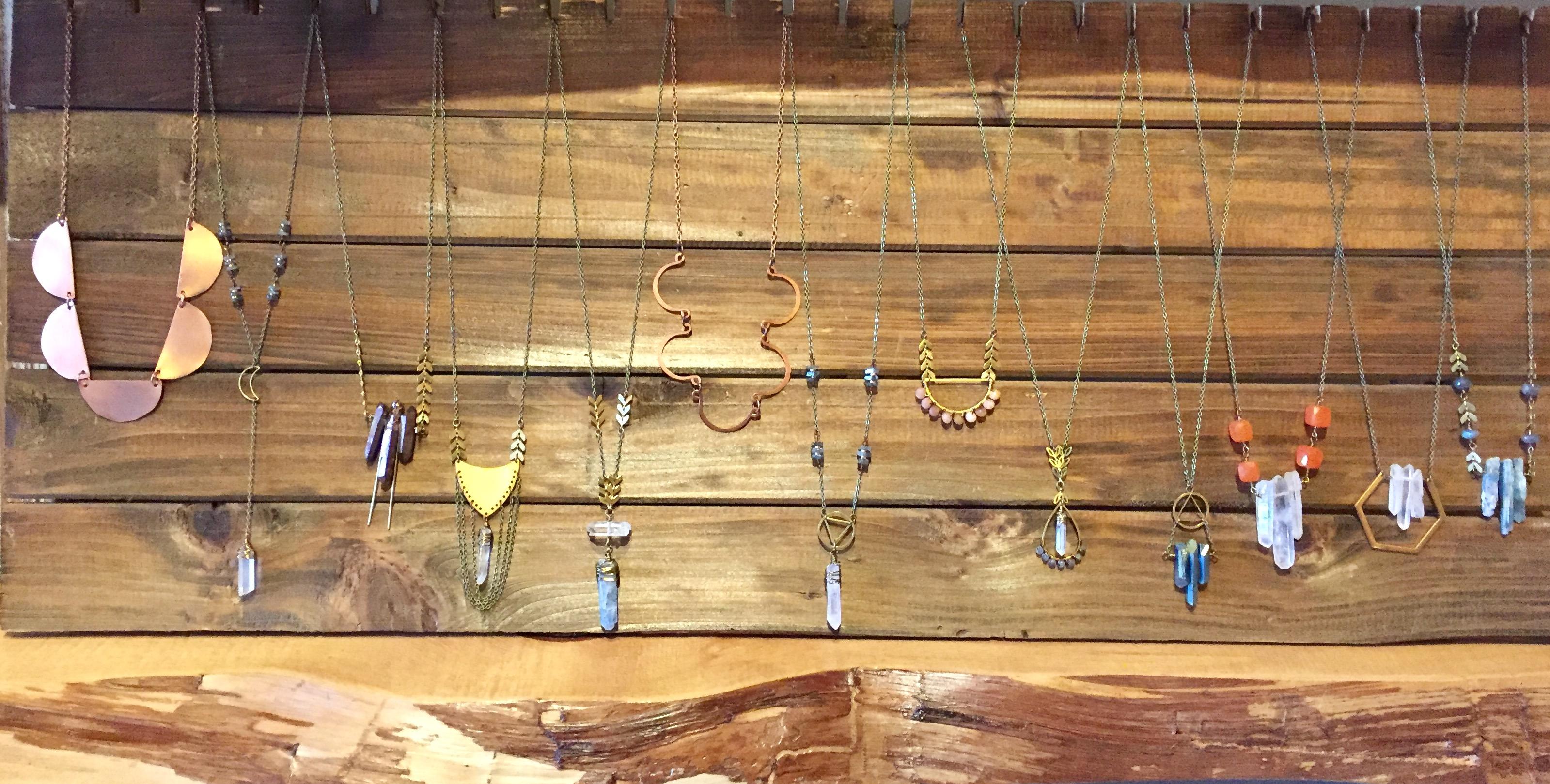 Spunky Punker Necklaces