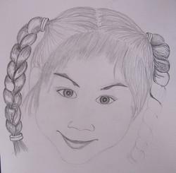 Portrait, Bleistift