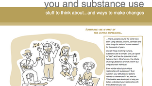 You and Substance Use--stuff to think about...and ways to Make changes