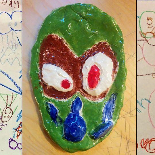 S-Art-Ceramics-Superhero