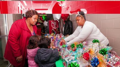 Inaugural Holiday Community Giveback