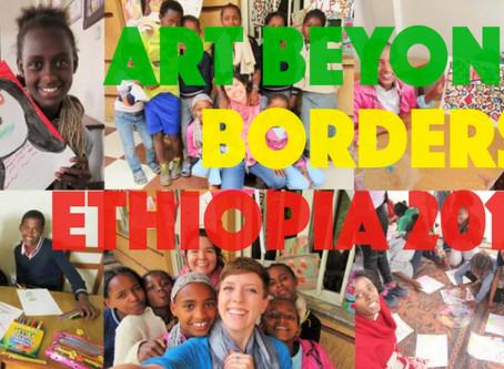Art Beyond Borders, Ethiopia 2018 Recap