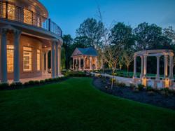 Mansion's Garden Grounds