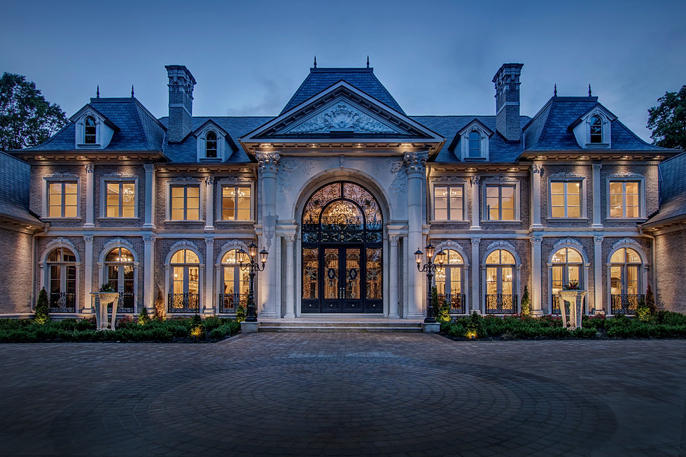 Luxury Chateau Mansion Photos