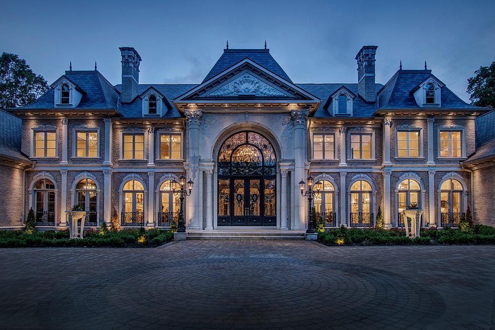 Luxury Chateau Mansion Photos