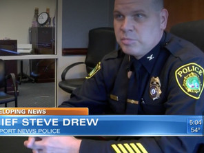 Police chief credits community interaction to decrease in violent crime in Newport News