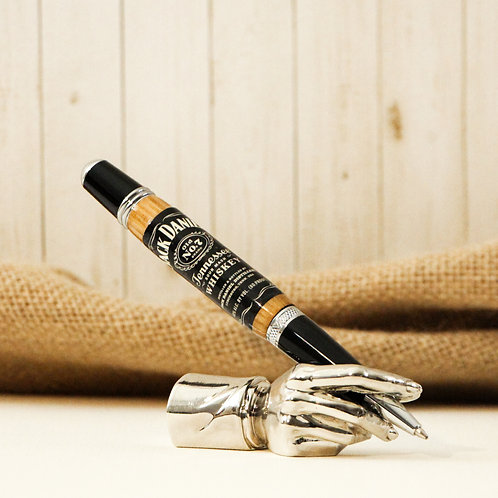 Authentic Jack Daniel's Barrel Pen