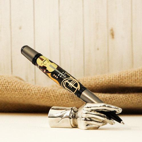 Music Themed Pen
