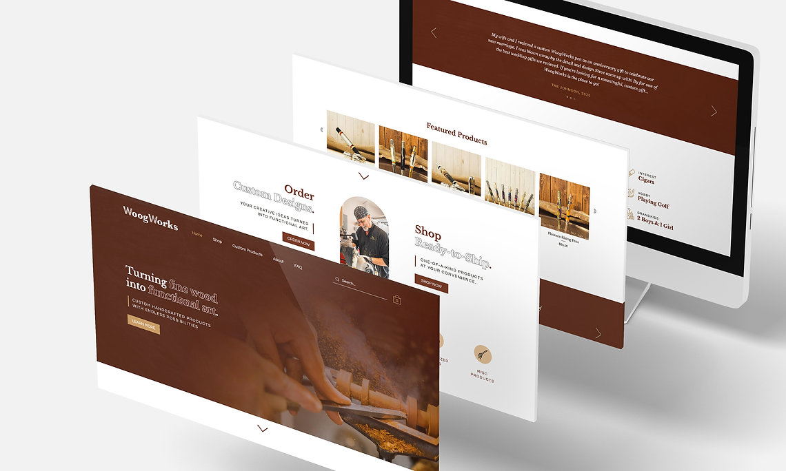 House of Marketing Website Design and Development