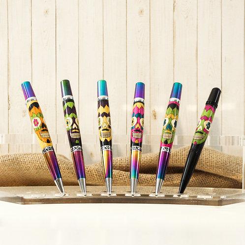 Sugar Skull Pens