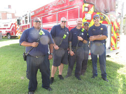 Chesapeake FD at National Night Out