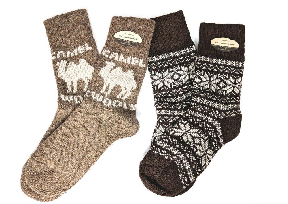 Две модели носков, которые можно приобрести на сайте - Фото: The Sock Review