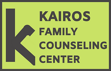 KAIROS FAMILY COUNCELING CENTER logo gre