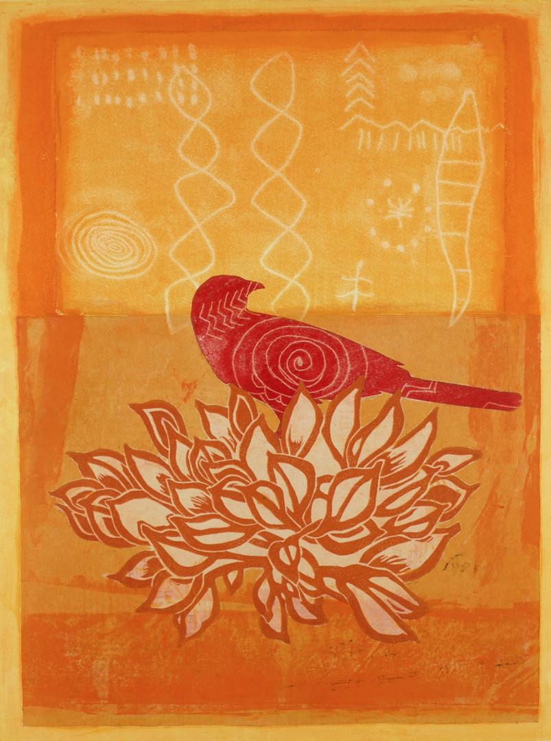 Bird Dreams XXVIII