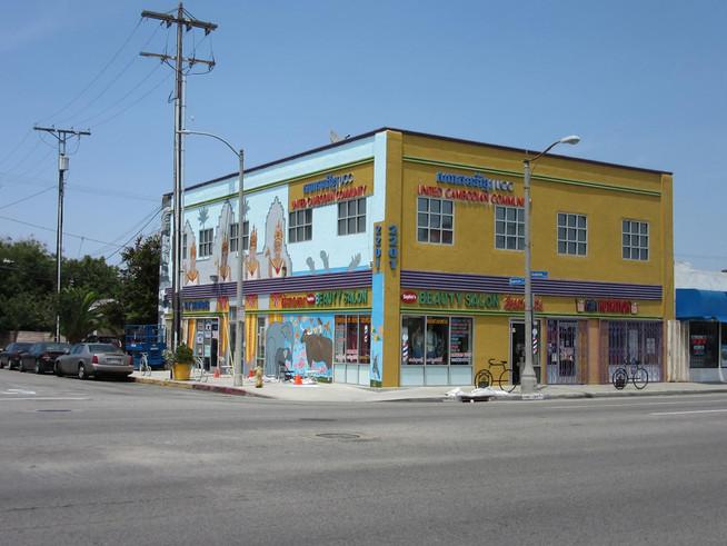 ucc mural