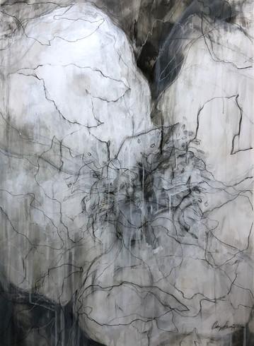 paeony - traces I