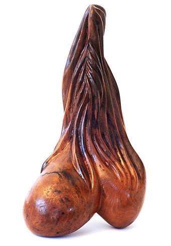 #1216B Redwood Burl