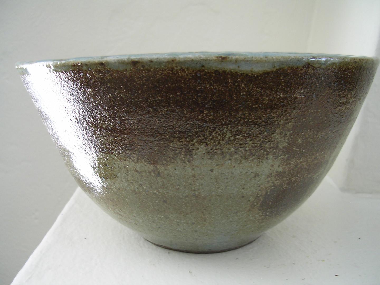 antiqued robin's egg big bowl