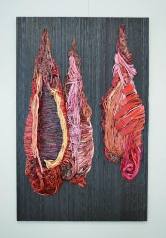 Three Meats on Black