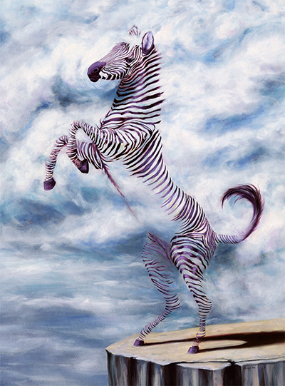 cloud zebra