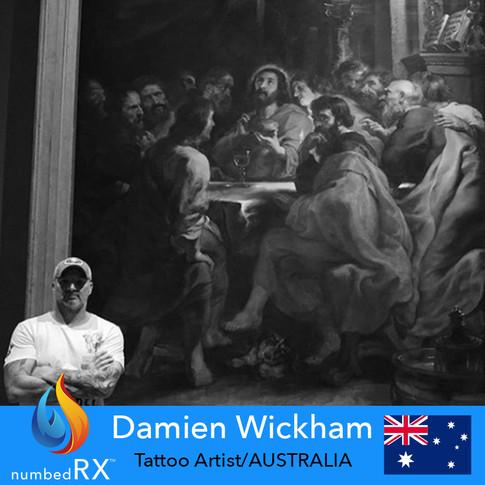 Damien Wickham