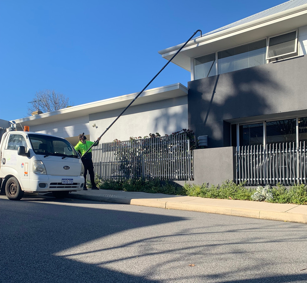 Gutter Cleaning Subiaco
